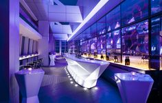 Bar Ozone Terrace. © The Ritz-Carlton Hotel Company