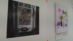 Peecho art/photo prints at the PIN Gallery