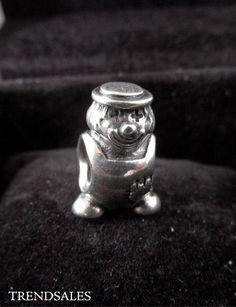 Pandora 925 silver. Charm retired. Clown  790397 for sale.