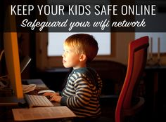keep your kids safe online while they are at home with this free and simple solution.