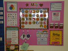 Dots on Chocolate Calendar Set from @Pinterest Creative Teaching  Press