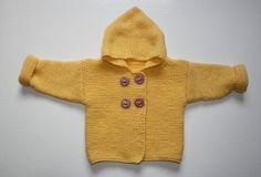 Ania Knitting Jumper w Hood