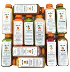 JUICE CLEANSE- 2 Day,Organic Cold Pressed Juice and Smoothie Cleanse by Running Smoothie ** You can find out more details at the link of the image.