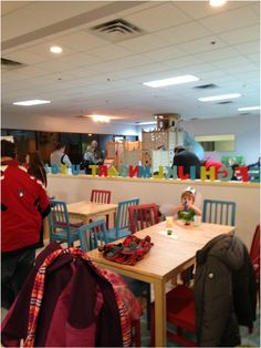 Play & Learn Cafe   Join us for Happy Snacky Hour from 2 - 4 p.m., Tuesday - Sunday $1 off all snacks & 50% off play