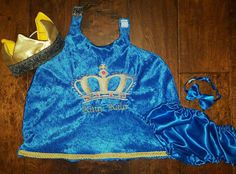 Royal 1st Birthday Outfit King 1st Birthday by DivaDollsDesignsKC