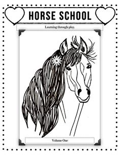 Horse theme award certificate free printable description from perfect printable unit study for horse lovers yelopaper Choice Image