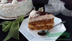 Tort de Mere Tiramisu, Lunch, Cake, Ethnic Recipes, Apples, Cooking Recipes, Cooking, Eat Lunch, Food Cakes