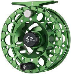 Piscifun Sword ‖ Lighter Weight Fly Fishing Reel with CNC-machined Aluminum Alloy Body Green) - Re-Wilding Best Fishing, Fishing Tips, Electric Fishing Reels, Fishing Rod Carrier, Fly Fishing Equipment, Vintage Fishing Reels, Best Home Security System, Fly Reels