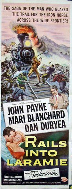 A senda do sangue (1954)