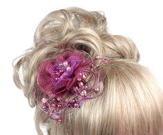 Wedding Headdress Wedding tiara Wedding by AnnieLaurieBridal