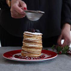 Pancake morning  #morningslikethese #darlingweekend by catcooee