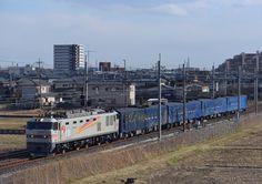 星々が都心を後にする。 3月10日、〈みちのくSLギャラクシー〉で使用されたキハ141系4輌が返却回送された。牽引機は田端運転所所属のEF510-510であった。 /東北本線 白岡-新白岡 26.03.10 Isogai Toshihiro001
