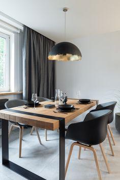 Best Indoor Garden Ideas for 2020 - Modern Dining Room Design, Dining Room Table, Modern Dining Table, Dining Rooms, Home Living Room, Living Room Decor, Interior Design, Home Decor, Contemporary Kitchens