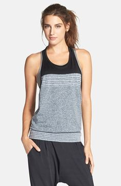 Free shipping and returns on Nike Dri-FIT Knit Tank at Nordstrom.com. A loose-fit tank is banded at the bottom and cut with deep armholes to give you a wide range of motion. Constructed as a single piece, the racerback silhouette is designed for a seamless, ultrasoft feel.