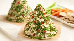 Holiday Tree-Shaped Cheese Ball review