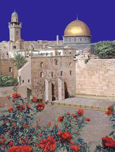 Jerusalem Art Print by Guido Borelli.  All prints are professionally printed, packaged, and shipped within 3 - 4 business days. Choose from multiple sizes and hundreds of frame and mat options.