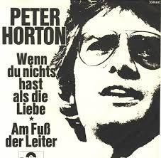 "Peter Horton - ""Am Fuß der Leiter"", german preselection for the Eurovision Song Contest 1975, place 11"