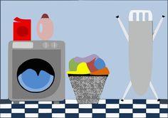 Prolungare la vita dei vestiti, per avere un aspetto come nuovo, è abbastanza impegnativo. Smacchiare prima del lavaggio è obbligatorio con certi tipi delle macchie. Il tipo di lavaggio dei vestiti dipende dal materiale con quale sono fatte le stoffe utilizzate.