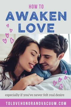 """The title of this post may sound corny, but do you remember that verse about awakening love in Song of Solomon? Many of us have never had our """"love"""" truly awakened. For some of us """"love"""" was awakened too early, or too abruptly, and so it didn't truly awake at all. #songofsolomon #biblicalmarriage #healthymarriage #tolovehonorandvacuum"""