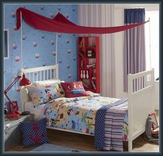 Bed Cover Design, Kids Canopy, Canopy Design, Bed Covers, Toddler Bed, Interior Design, Furniture, Home Decor, Bed Quilts