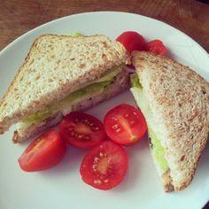 plain jane - easy tuna sandwich