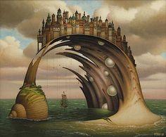 The Magical World of Jacek Yerka