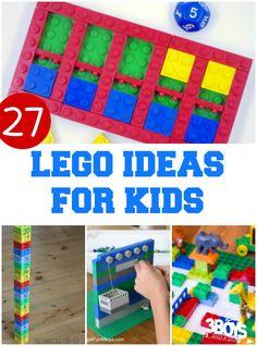 Theses 27 LEGO ideas