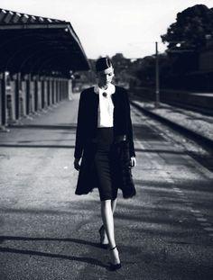 Sweetly Inspired - Marikka Juhler by Oliver Stalmans for Elle Denmark