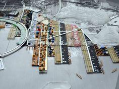 qianhai-port-city-miniature-model