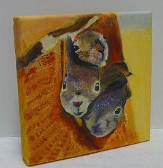 Pipo-oravat, 140 € Album, Painting, Art, Art Background, Painting Art, Kunst, Paintings, Performing Arts, Painted Canvas