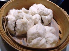 Char Sui Bun - Chinese dim sum