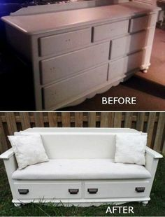 12 Clever Ways To Repurpose A Dresser