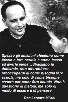 Don Milani dixit