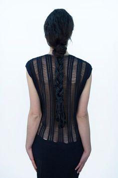 Collection Petites douceurs- Créatrice maille - Marine Peutat Photographie - Quentin de Cagny Stylist photo - Juliette Imbert - Make up & Hair - Vincent Briere