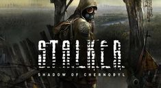 Game Stalker S.T.A.L.K.E.R. Shadow of Chernobyl 24 X 14 inch Silk Poster
