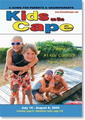 Best resource for traveling with kids on Cape Cod!