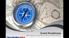 Making sure Your Nonprofit is Grant Ready