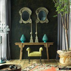Russian Holiday House Irina Dymova Afflante Blog