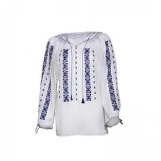 Handmade Traditional Blouse for Women Blouse Vintage, Embroidered Blouse, Blouses For Women, Anna, Traditional, Embroidery, Handmade, Shopping, Tops