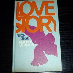 8,00€ · Love Story(historia de amor) erich segal · edicion año 1970   nos encontramos delante de una historia de amor ,   clara,genuina,divertida,patetita..que revela en los   amantes una sinceridad a menuda cruda ,animada y cautivadora.   Erich Segal nos ha dado el libro que nadie se atrevia a escribir   pero que todos esperaban ..   Tapas duras 160 pgnas  pract  Nuevo · Aficiones y ocio > Lectura > Libros > Otros libros