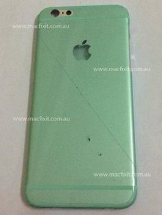 Nova foto do suposto iPhone 6 aparece na internet - Terra Brasil