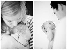 Family Newborn Portraits