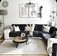 You are in the right place about Minimalist Living Room vintage Here we offer you the most beautiful Living Room Grey, Living Room Sofa, Home Living Room, Apartment Living, Living Room Designs, Charcoal Sofa Living Room, Design Lounge, Minimalist Sofa, Living Room Inspiration