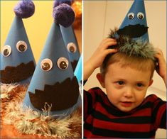 And you will too after checking out this adorable Cookie Monster-themed Real Party that Stephanie Stach created for her son Alex's Monster First Birthday, Baby 1st Birthday, First Birthday Parties, Birthday Party Themes, Birthday Stuff, Birthday Ideas, Sesame Street Party, Sesame Street Birthday, Cookie Monster Party