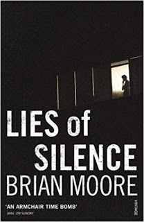 Literary Flits: Lies Of Silence by Brian Moore