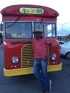 The Bajan Bus #Barbados