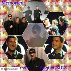 Looks like @territhorn had a lot of fun  thanks for sharing @territhorn:Sometimes you just need a little laughter....and a lot of music in your life to put life in perspective.  Memories from Denver in 2012. . #Colorado #cityofDenver #ildivo #sebdivo #lifequotes #dailyquotes #dreamscancometrue #memories #MeaningfulMomentsInTime #soundcheck #liveeachdaybeautifully  #laughterisbestmedicine  #friendship #funtimes #funnyfaces #gaggifts #sifc