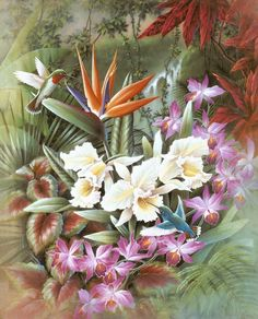 strong>А давай, я тебе нарисую много-много цветов.... Обсуждение на LiveInternet - Российский Сервис Онлайн-Дневников
