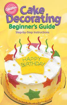 Auctionopia: Cake Decorating Beginner's Guide-