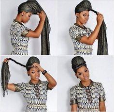 Como usar turbante? 100 inspirações para se amarrar